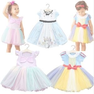 Other - Age 3-9Y Girls Princess Dresses
